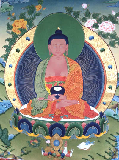 bouddha boudhisme tibetain
