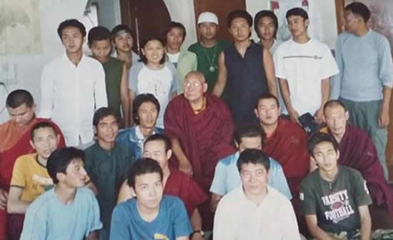art tibetain classe de sengye yeshe