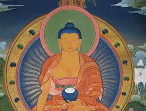 thangkas tibetains bouddha